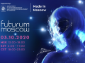 FUTURUM MOSCOW: Fashion shows return on October 3