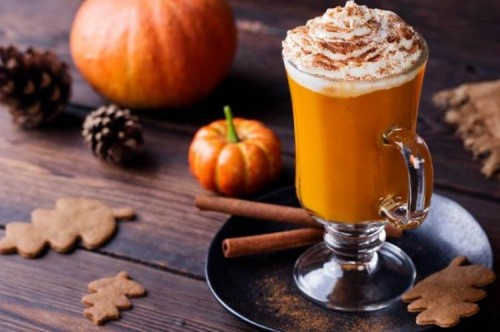 PUMPKIN SPICE LATTE: Razbudite se uz kafu sa ukusom bundeve