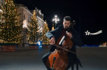 VIDEO: Luka Šulić svira ,,Have Yourself a Merry Little Christmas""