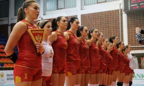 ODBOJKA: Crna Gora u Nitri sa Slovačkom