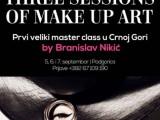 PODGORICA: Odložen masterclass šminkera Branislava Nikića