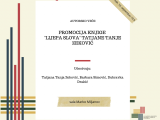 """BIBLIOTEKA ,,RADOSAV LJUMOVIĆ"""": Autorsko veče Tatjane Tanje Zeković 16. septembra"""