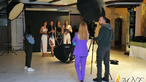 BILI SMO: Završeno snimanje reklamne fotografije za Somersby Fashion Week Montenegro