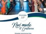 U PETAK, 15. OKTOBRA: Noć mode u Domu starih u Grabovcu