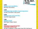 PODGORICA: Program za nedjelju, završni dan Sajma knjiga