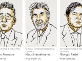 NOBELOVA NAGRADA ZA FIZIKU: Dobitnici Sjukuro Manabe, Klaus Haselman i Đorđo Parizi
